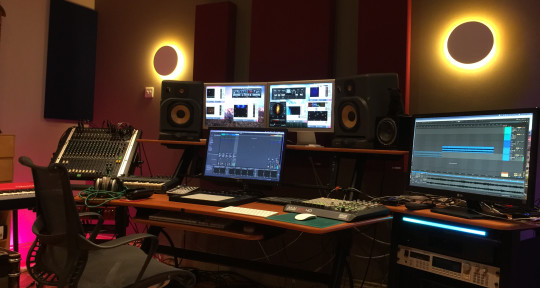 Mixing and Digital Mastering - Hilly Studios