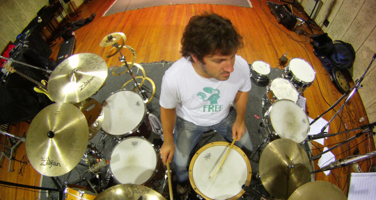 Session drummer  - LeonPro