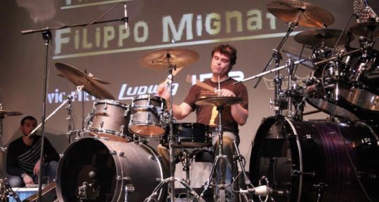 Drummer , DJ - filippomignatti