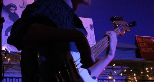 Bassist, Arranger, Composer - Charlie_R_ Hartley bass
