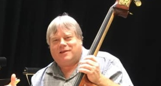 Bass Player and session player - Jeff Stover