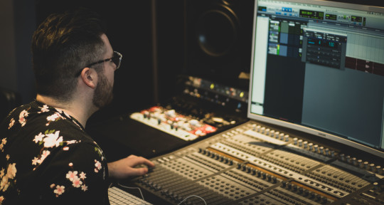 Producer, Engineer, Musician  - Krystian Watts