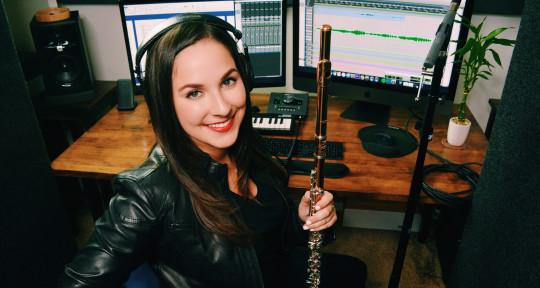 Session Flutist - Gina Luciani