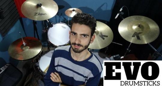 Session Drummer, Remote Mixing - Fabio Chirizzi