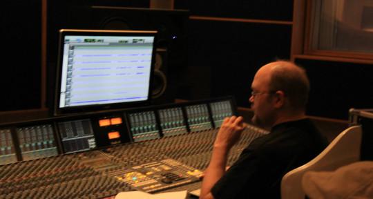 Audio Engineer - Ralf Pietrowski