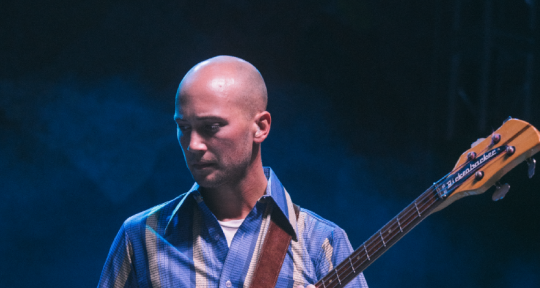 Electric/Upright Bassist - Mark Hunter