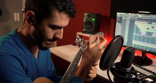 Compose produce, record songs - Santi Gamez