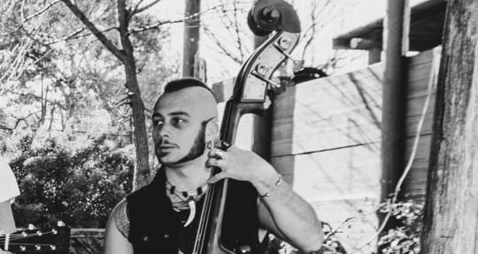 El. Bass, Doublebass player - Mizar Di Muro