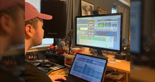 Remote Mixing & Mastering - Lucas Strelchun