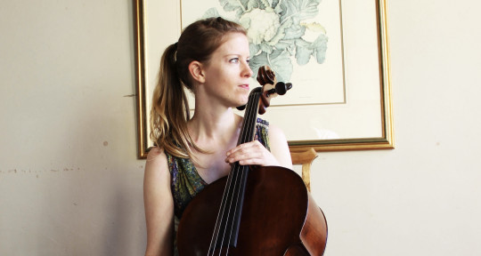 Cellist, improviser, creator  - Liz Hanks