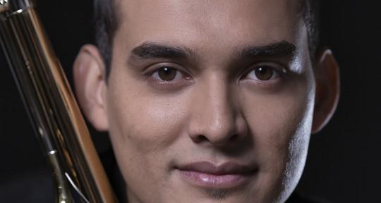 Trombonist, composer, arranger - Carlos Zambrano