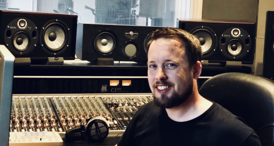 Engineer & Mixer - Nathan Sage