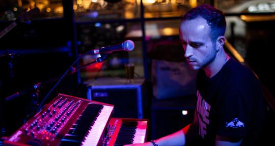 Session pianist - Jason Goldstein