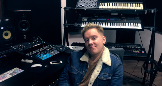 Music Producer  - Pavel Zhigarev