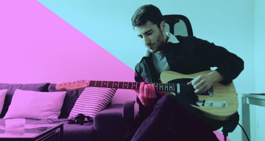 Modern Guitarist & Producer - Jaro