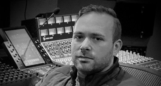 Emmy Winning Mix Engineer - Dan Scott