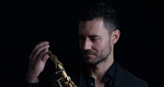 Recording Saxophone for you - Manuel Trabucco