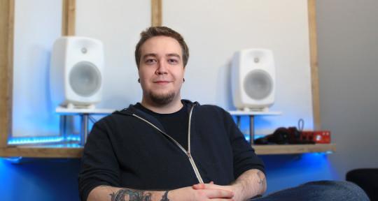 Session Vocals Pop/Rock/Metal - Otu