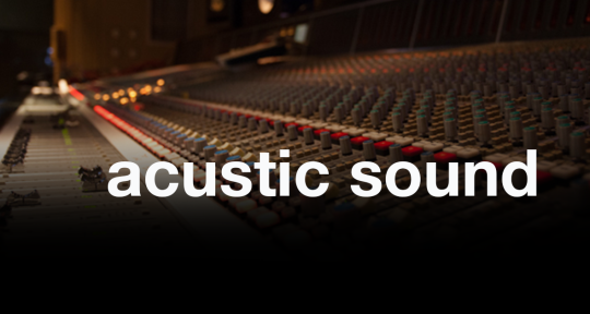 Photo of acustic sound