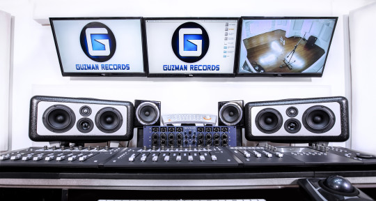 Recording, Mixing & Mastering - Guzmán Records