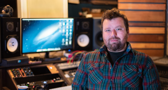 Engineer, Producer, Musician - Matthew Thomson