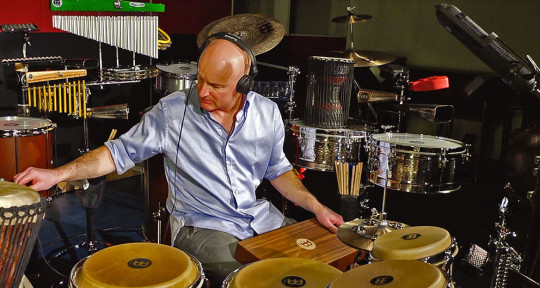 Beats & Percussion Sessions - Jeroen de Rijk Homestudio