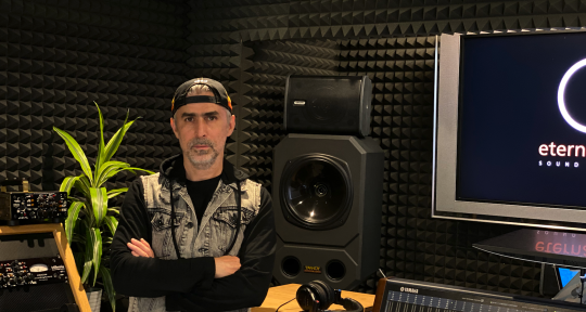 Mixing/Audio Post/5.1 surround - Serge Firsov