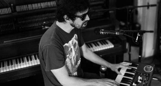 Session Keyboard Player - Lee Zodrow