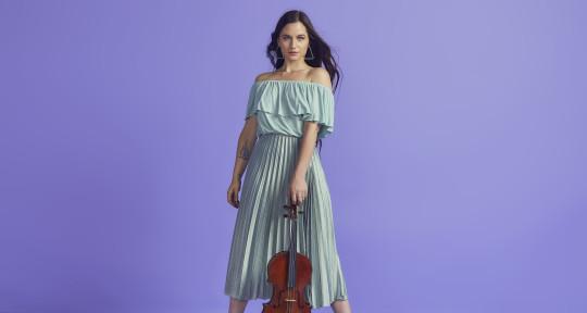 Session/Live Violist/Violinist - Kiara Ana