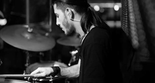 Cajón & ElectroAcoustic drums - Francesco Santopinto