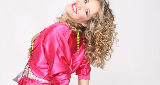 Versatile Female Vocalist - Ella Tadmor