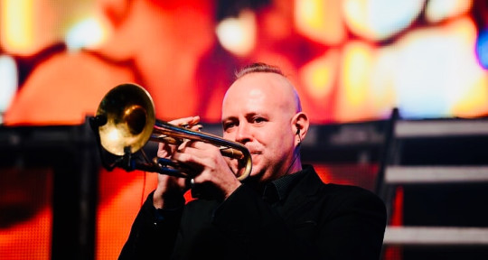 Trumpet Player - Eric Lachaud