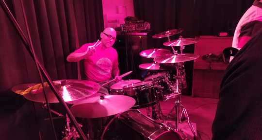 Live Drum Tracks - Tony Radford on Drums