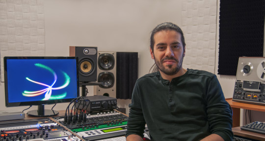 Mastering music for 20 years! - Erman Aydöner