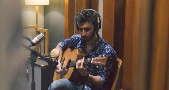 Session guitarist - Agus De Carli
