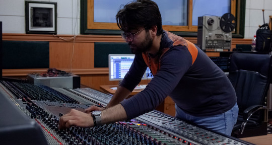 Mix Mastering Ghost Production - Mahdiar Rahmati