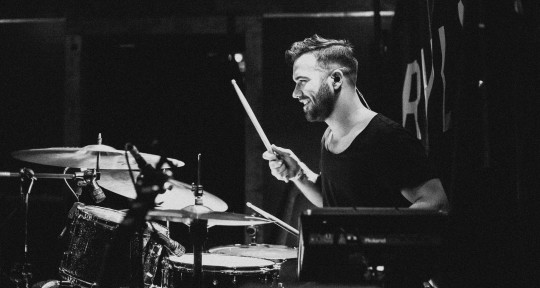 Session/Touring Drummer - Alec Parrish