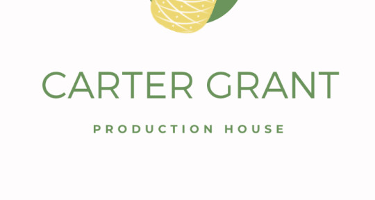 Music Producer, Sound Engineer - Carter Grant