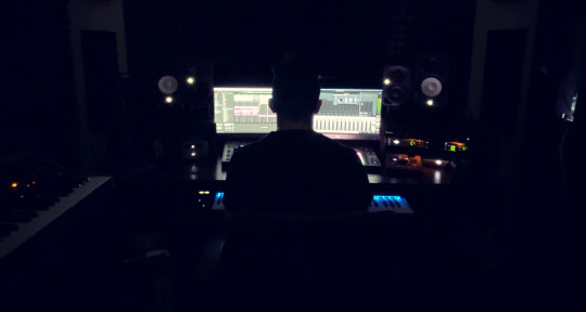 Music Producer, Sound design. - Diego Efe