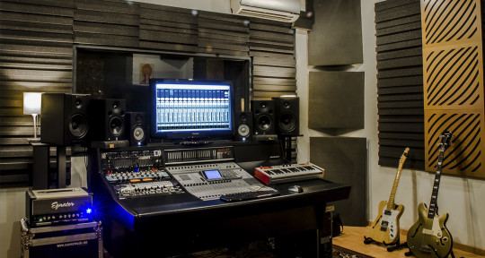 Mix engineer - Rube Gomez