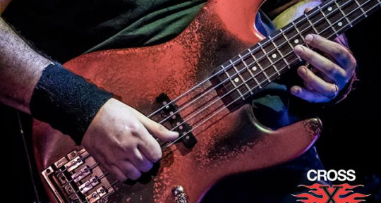 Session bassist for you - Dino Fiorenza