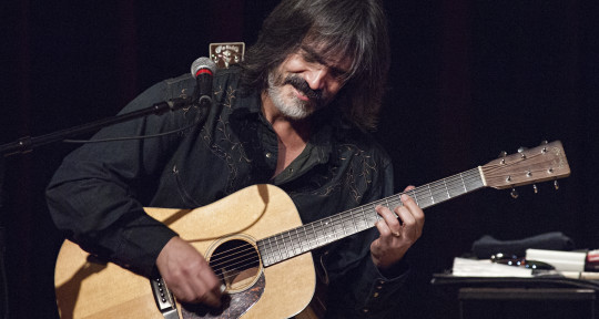 Producer, Arranger, Guitarist - Larry Campbell