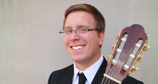 Session Guitar/Mandolin/Banjo - Zachary Larson Guitarist