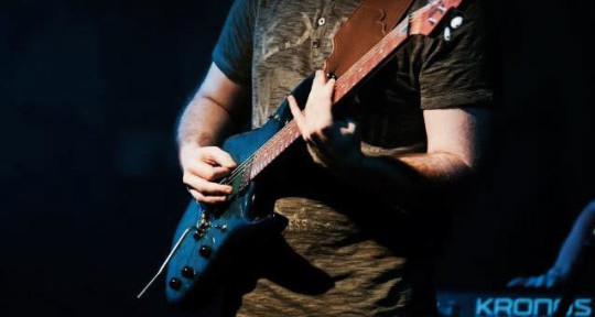 Session Guitarist | Bassist - Evan Hopper