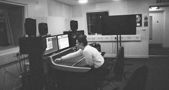 Sound Engineer/ Music Producer - Megan Andrews