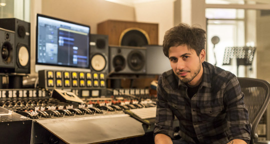 Music Producer & Composer - Stef Tahlia