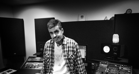 Mixing Engineer/Producer - Andres Manzanilla