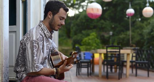 Guitarist, Composer.  - Manel Ferreira