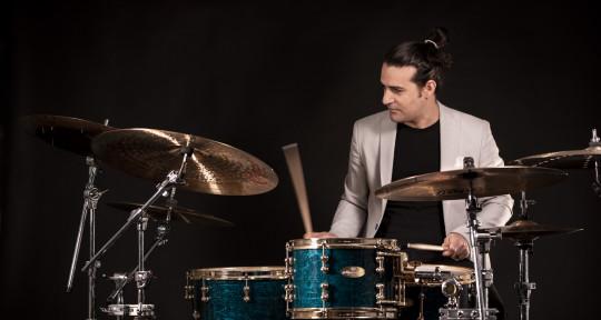 drummer, composer, arranger  - Dan Pugach