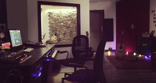 Music Producer, Rec Studio - Loft-1 _ Andrea Facheris